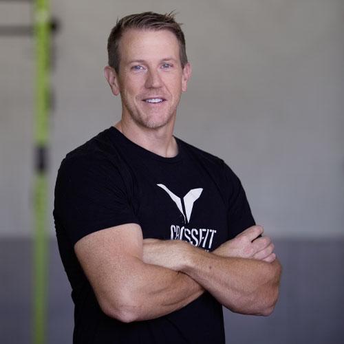 Chad CrossFit Trainer Near Littleton